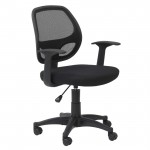 Alphason Davis AOC9118A-M Mesh Back Operators Chair