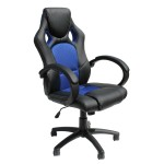 Gaming Chairs - Alphason Daytona Office Chair AOC5006BLU