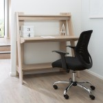 Home Office Desks - Alphason Arizona Writing Desk AW2100