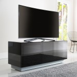TV Stands - Alphason Element Modular 1250XL TV Stand EMT1250XL-BLK