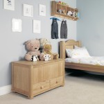 Toy Box Baumhaus Amelie Childrens Oak CCO15A
