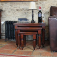 Nest of Tables Baumhaus La Roque Mahogany IMR08B