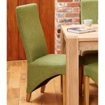 Dining Chair - Pair of Baumhaus Sage Green Dining Chairs COR03J