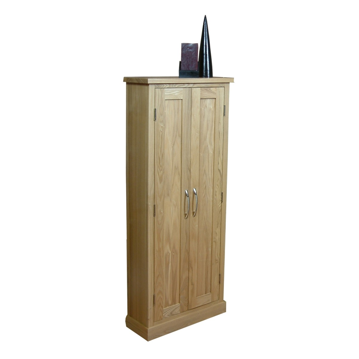 baumhaus mobel solid oak dvd storage cupboard cor17b baumhaus mobel solid oak