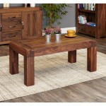 Baumhaus Shiro Walnut Coffee Table CDR08B