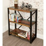 Bookcases - Urban Chic Low Bookcase IRF01C by Baumhaus