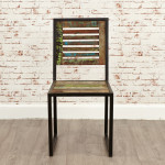 Dining Chair - Pair of Baumhaus Urban Chic Dining Chairs IRF03C