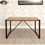 Baumhaus Urban Chic Small Dining Table IRF04A