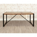 Baumhaus Urban Chic Large Dining Table IRF04B