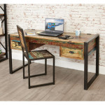 Home Office Desk - Urban Chic Laptop Desk IRF06A by Baumhaus