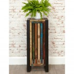 Side Table - Urban Chic Tall Lamp Table Plant Stand IRF10D by Baumhaus