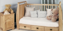 Amelie Oak Childrens Bedroom Furniture