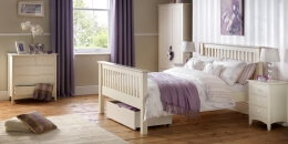 Cameo White Bedroom Furniture Set (24)