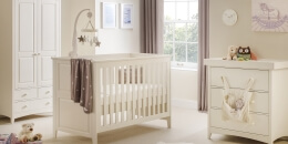 Cameo Nursery Bedroom Furniture Set (2)