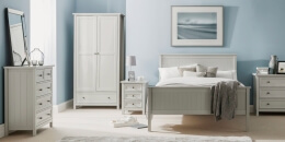 Maine Grey Bedroom Furniture Set (14)