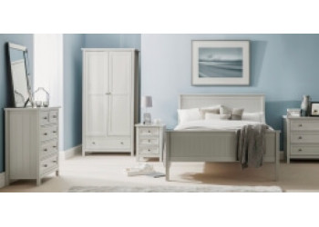 Maine Grey Bedroom Furniture Set