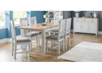 Richmond Grey and Oak Home Furniture