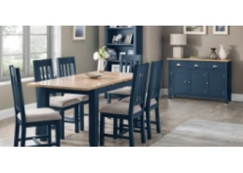 Richmond Blue and Oak Home Furniture (9)