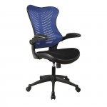 Eliza Tinsley Mercury 2 Executive Mesh Chair BCM/L1304/BL