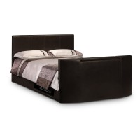 Julian Bowen Optika 150cm (5ft) King Size TV Bed OPT002