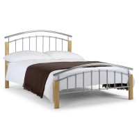 Julian Bowen Aztec 120cm (4ft) Small Double Bed AZT004