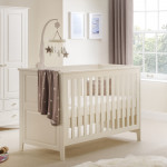 Julian Bowen Cameo Cotbed/Toddler Bed CAM020