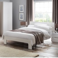 Julian Bowen Manhattan 135cm (4ft6) Double Bed MAN207