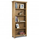 Julian Bowen Astoria High Bookcase AST007