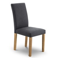 Julian Bowen Hastings Fabric Dining Chair HAS001