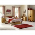Julian Bowen Pickwick 120cm (4ft) Small Double Bed UP10113A