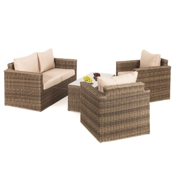 Maze Rattan Winchester Square Sofa Set WIN-202044