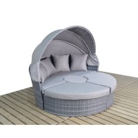 Port Royal Platinum Large Daybed WGF-515