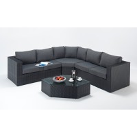 Port Royal Prestige Angle Corner Sofa Set WGF-303