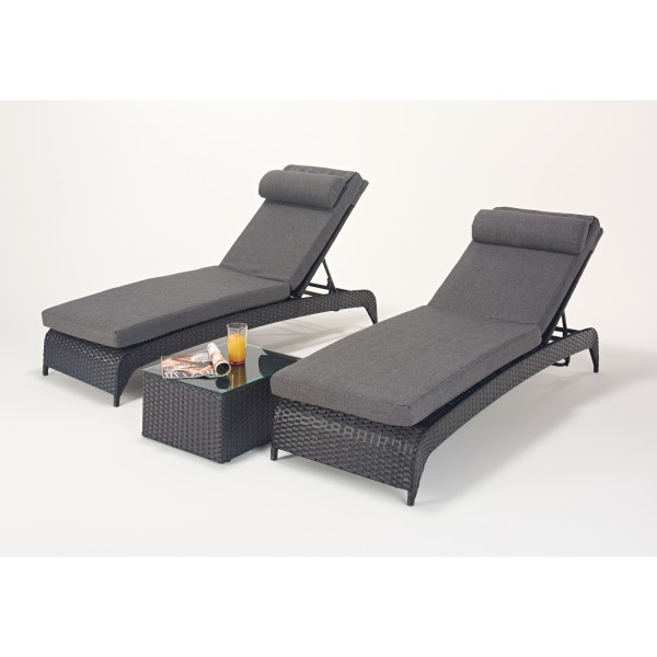 Port Royal Prestige Lounger Pair WGF-316