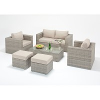 Port Royal Rustic Small Sofa Set WGF-405