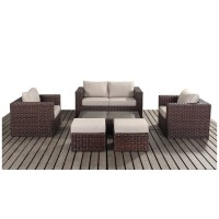 Rattan Set - Windsor Small Sofa Set WGF-2705