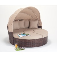 Rattan Set - Windsor Large Daybed WGF-2715