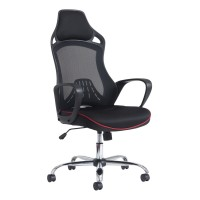 Dams Andretti High Mesh Back Office Chair AND300T1-KR