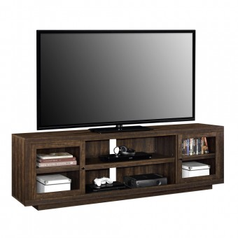 TV Cabinet Espresso Bailey Widescreen TV Stand 1780196COMUK by Dorel