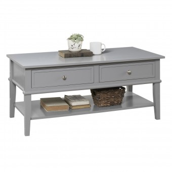 Coffee Table Grey Franklin 7917815COM by Dorel