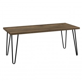 Coffee Table Walnut Owen Retro Table 5067396COMUK by Dorel