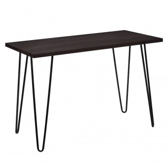 Home Office Desk Espresso Owen Retro Study Table 9327303COMUK by Dorel