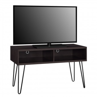 TV Stand Espresso Owen Retro TV Unit 1748196COMUK by Dorel