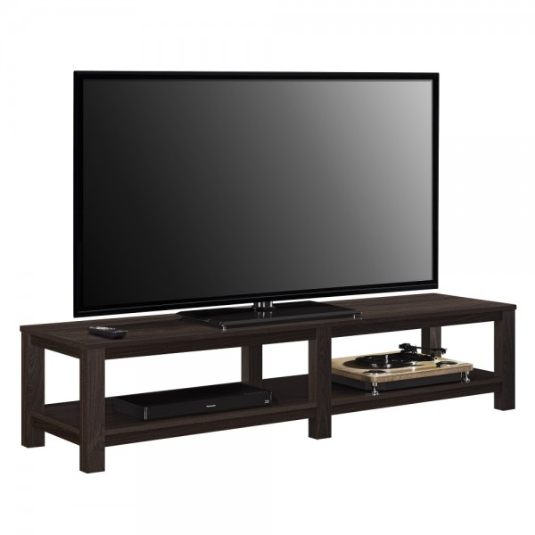 TV Cabinet Espresso Parsons Widescreen TV Stand 1804196WCOM by Dorel