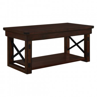 Coffee Table Espresso Wildwood Living Room Table 5056196COMUK by Dorel