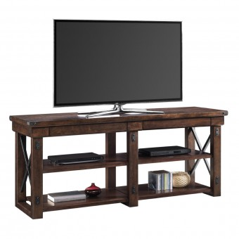 TV Stand Espresso Wildwood Widescreen TV Unit 1768196COMUK by Dorel