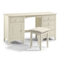 Julian Bowen Cameo Twin Pedestal Dressing Table CAM008-2