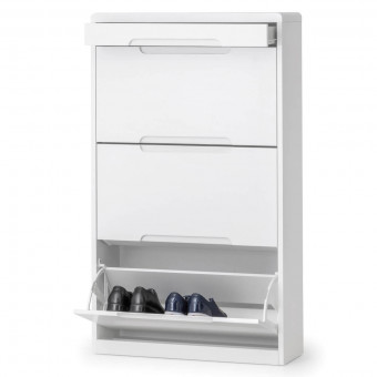 Shoe Storage Cupboard - Manhattan Shoe Cabinet MAN211