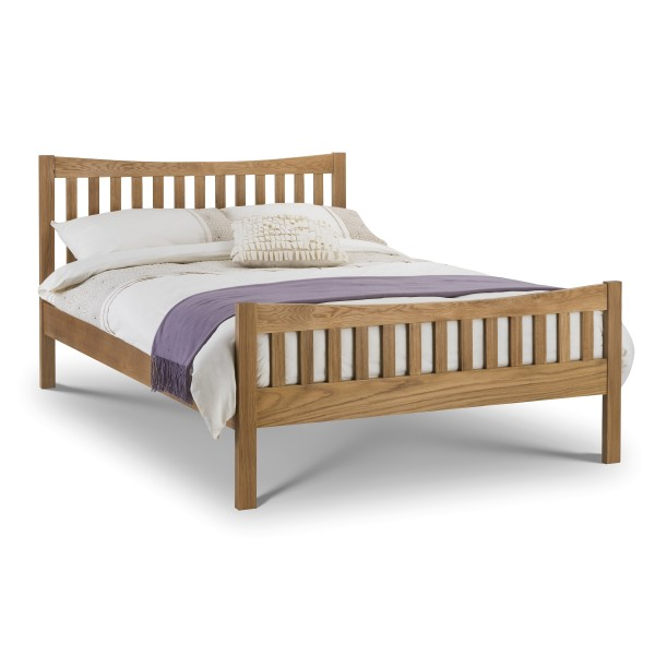 Julian Bowen Bergamo 135cm (4ft6) Double Bed BER201
