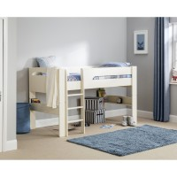 Julian Bowen Pluto Midsleeper Bed 90cm (3ft) PLU001